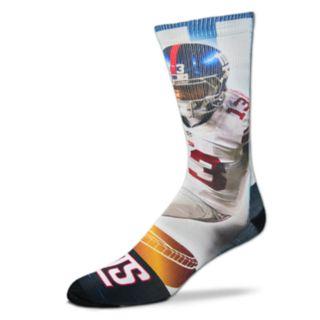 Adult For Bare Feet New EnglandPatriots Rob Gronkowski City Star Crew Socks