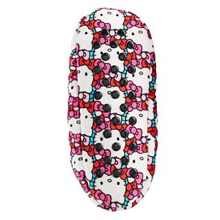 cf44b590b Girls 4-16 Hello Kitty® Fuzzy Babba Slippers