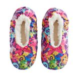 Girls 4-16 Shopkins Fuzzy Babba Slippers