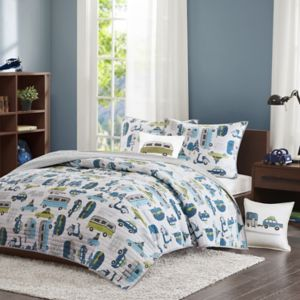 INK+IVY Kids Road Trip Coverlet Set!