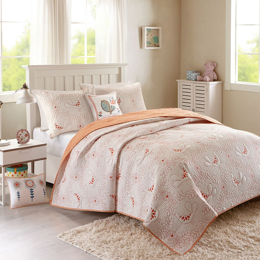 INK+IVY Kids Rosie Coverlet Set