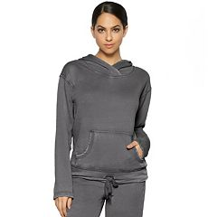Women's Jezebel Pajamas: Cora Burnout Hoodie