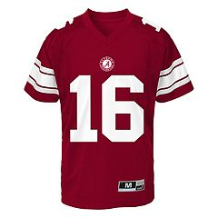 Boys 8-20 Alabama Crimson Tide Team Replica Jersey