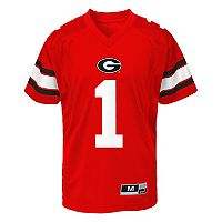 Boys 8-20 Georgia Bulldogs Team Replica Jersey