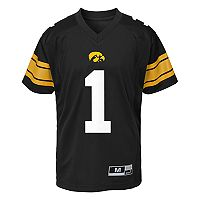 Boys 8-20 Iowa Hawkeyes Team Replica Jersey