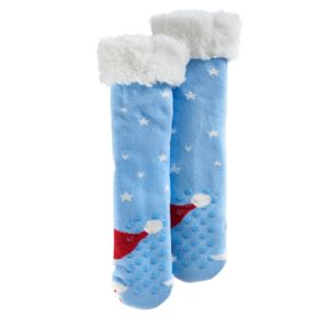 Girls 4-16 The Elf on the Shelf® Thick Cozy Warmer Socks
