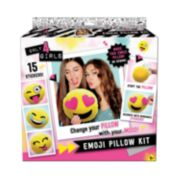 Only4Girls Emoji Pillow Kit