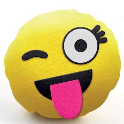 Only4Girls Emoji Pillow Kit