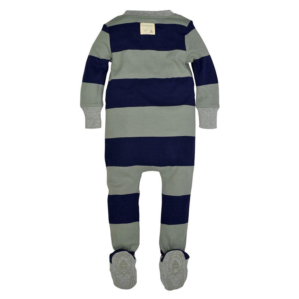 Baby Burt's Bees Baby Organic Striped Sleep & Play