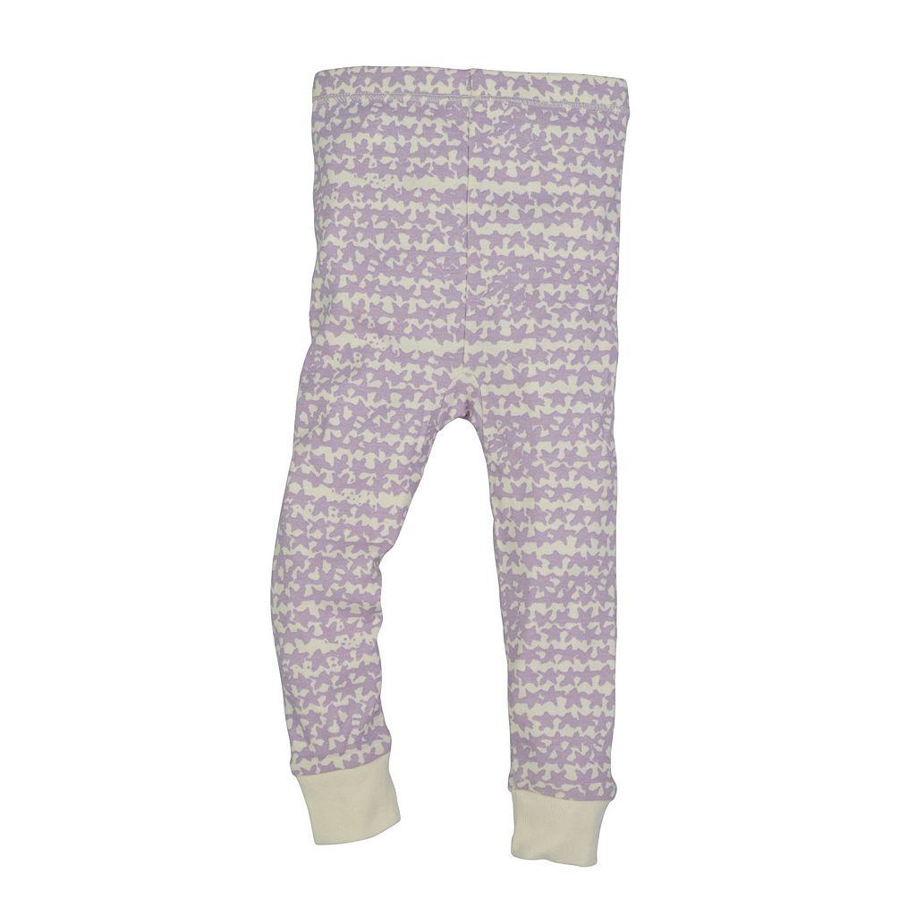 Toddler Burt's Bees Baby Organic Stars Top & Pants Set