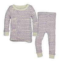 Toddler Burt's Bees Baby Organic Stars Top & Pants Set