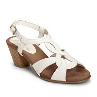 A2 by Aerosoles Base Level Women's Block Heel Sandals