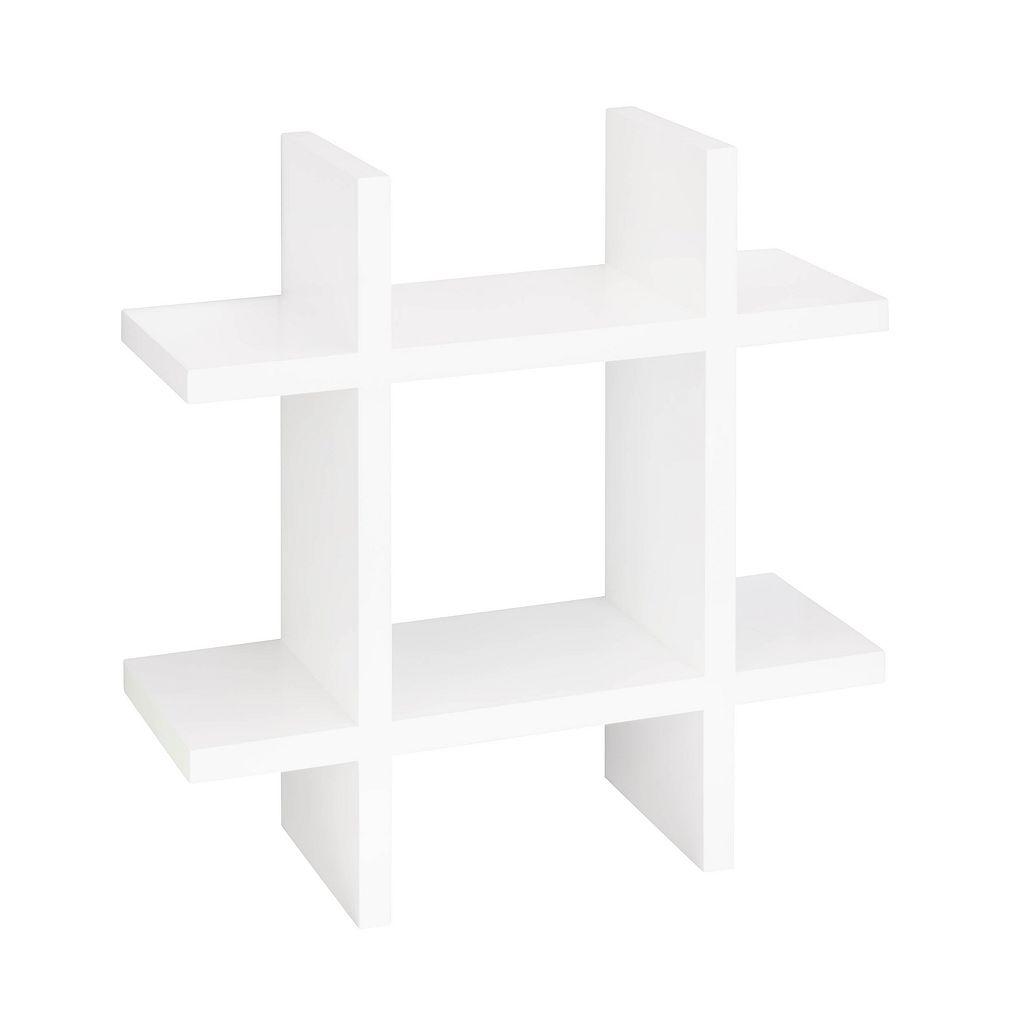 Honey-Can-Do Wall Shelf