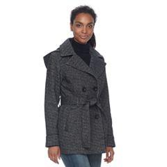 Womens Trench Coats & Jackets | Kohl's