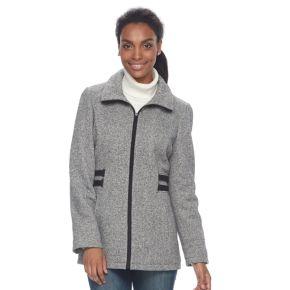 Women's d.e.t.a.i.l.s Hooded Side Tab Jacket