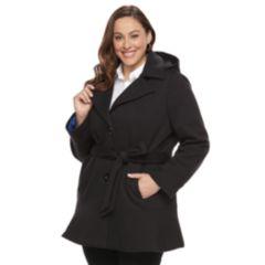 plus size coats & jackets   kohl's