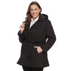 Plus Size d.e.t.a.i.l.s Flounce Jacket