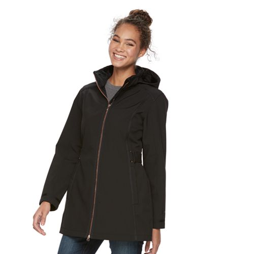 b5f130860e4 Women s Free Country Hooded Soft Shell Jacket