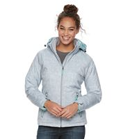 Women's Free Country Hooded Soft Shell Puffer Jacket
