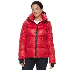 Women's S13 Kylie Hooded Down Puffer Jacket