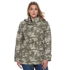 Plus Size Apt. 9® Hooded Parka