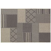 Couristan Tides Rockville Patchwork Indoor Outdoor Rug