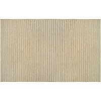 Couristan Ambary Terra Striped Jute Blend Rug