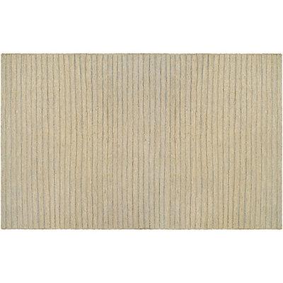 Couristan Ambary Terra Striped Jute Blend Rug