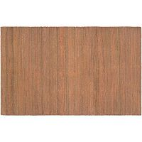 Couristan Ambary Agave Solid Jute Blend Rug