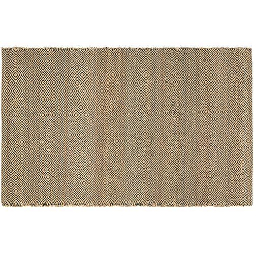 Couristan Ambary Tansy Trellis Jute Blend Rug