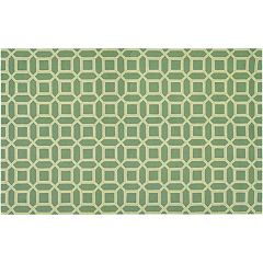 Couristan Bowery Havemeyer Geometric Wool Rug
