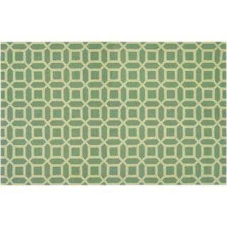 Couristan Bowery Havemeyer Geometric Wool Rug