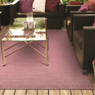 Couristan Cottages Southport Geometric Reversible Indoor Outdoor Rug