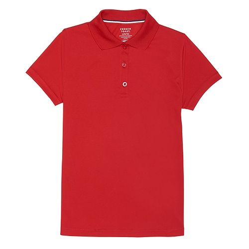 Girls 4-20 French Toast Active Polo Shirt