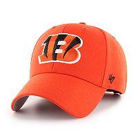 Adult '47 Brand Cincinnati Bengals MVP Adjustable Cap
