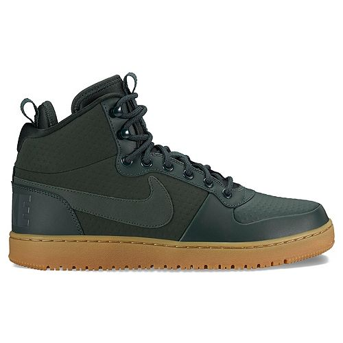 Nike Court Borough Mid Winter Men's Waterproof Basketball Shoes
