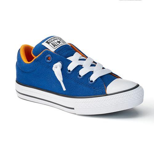 Kid's Converse Chuck Taylor All Star Street Slip Shoes