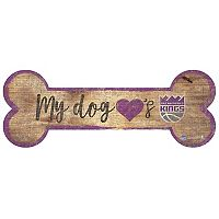 Sacramento Kings Dog Bone Wall Sign