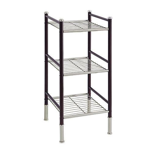 Neu Home 3-Tier Storage Shelf Tower