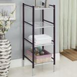 Neu Home 4 tier Shelf Tower
