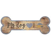 Denver Nuggets Dog Bone Wall Sign