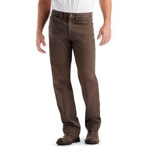 Men's Lee Regular Straight-Leg Jeans