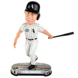 Forever Collectibles Chicago White Sox Todd Frazier Bobble Head