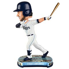Forever Collectibles Tampa Bay Rays Evan Longoria Bobble Head