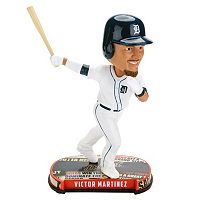 Forever Collectibles Detroit Tigers Víctor Martínez Bobble Head