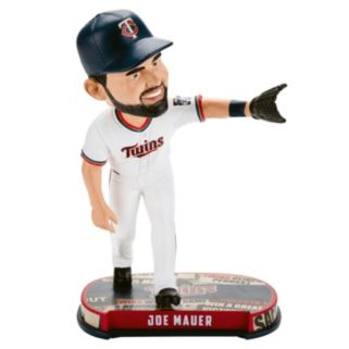 Forever Collectibles Minnesota Twins Joe Mauer Bobble Head