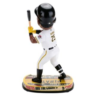 Forever Collectibles Pittsburgh Pirates Gregory Polanco Bobble Head
