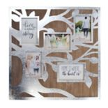 New View Family Tree 5-Opening Fashion Collage Frame