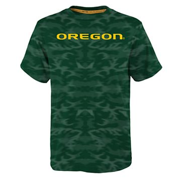 Boys 4-7 Oregon Ducks Vector Dri-Tek Tee