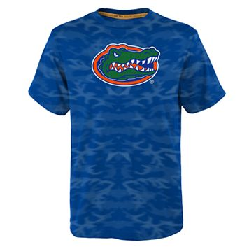 Boys 4-7 Florida Gators Vector Dri-Tek Tee
